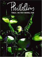 Collins Phil - Finemente The Farewell Tour Nuovo DVD