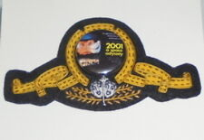 Space Odyssey Kubrick HAL Computer AI MGM Studio Movie NWO Aliens Contact Patch