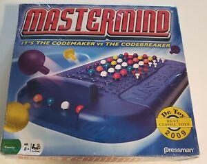Mastermind Game The Codemaker vs The Codebreaker Pressman 2009 Hasbro New Sealed