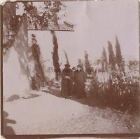 Viaggio IN Italia Foto Amateur Vintage Citrato Ca 1900 #26