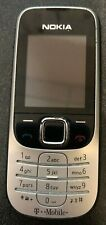 Nokia Classic 2330 Black (Red Pocket) Cell Phone Fast Shipping Very Good Used