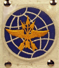 USAF US Air Force Military Air Transport Command Full Color Patch Packaged Repro