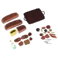 1/6 Scale Breakfast Bread Food Box for 12'' Soldier Action Figure Accessory