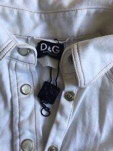Dolce & Gabbana Snap Button T-shirt Vintage