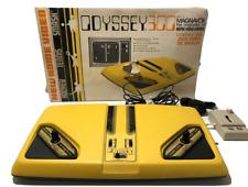 Vintage 1976 Magnavox Odyssey 300 Video Game Hockey Tennis Smash w/Original Box
