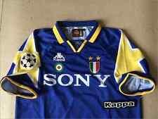 Maglia Del Piero Juventus 1995-1996 Champions League Juve Kappa Higuain Dybala
