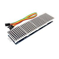MAX7219 Dot Module Matrix for Microcontroller 4 In One Display 8*8 Dot Matrix