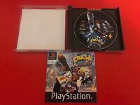 Crash Bandicoot 3 Warped - Playstation 1 PS1 Game Complete Black Label - Tested