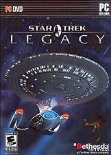 Star Trek: Legacy (PC, 2006) GAME BRAND NEW & FACTORY SEALED!!!