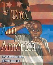 I, Too, Am America-ExLibrary