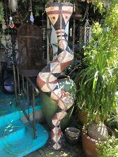 Baga Snake African Handpainted