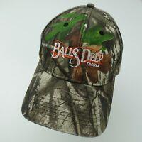 Balls Deep Tackle Camouflage Adjustable Adult Baseball Ball Cap Hat