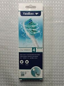 Yanban Replacement Brush Heads for HX6014 (4-Pack) ***FREE SHIPPING***
