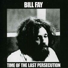 Bill Fay - Time Of The Last Persecution (NEW CD)