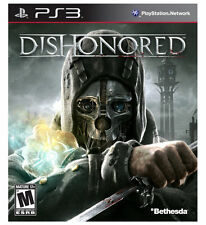 Dishonored PlayStation 3 PS3 (Sony PlayStation 3) | New Sealed Video Game