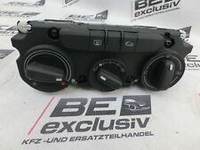 Orig. Audi A3 8P Klimabedienteil Lüftung Bedienteil Klimabetätigung 8P0819047H