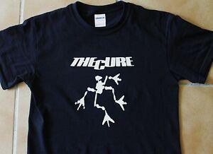 """T-Shirt du groupe THE CURE """"Carnage Visors"""" (neuf)"""