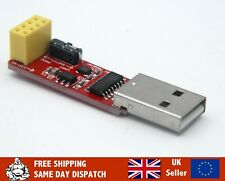 ESP-01 (ESP8266)  Switchable USB Adaptor/Programmer CH340G *UK SELLER*