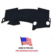 2009-2013 Toyota Matrix Black Carpet Dash Board Cover TO100-5