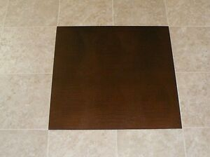 (TSBC7066-1)Robus Red Brown Gator Print Synthetic Leather Floor Tile 2 ft X 2 ft