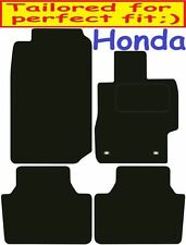 Honda Accord Estate Manual Tailored car mats ** Deluxe Quality ** 2007 2006 2005