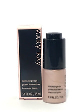 MARY KAY ILLUMINATING DROPS~LIMITED EDITION~SILVER SANDS