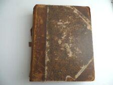 Dictionnaire de l'Académie Françoise 1er tome de A à K année 1798