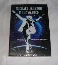 DVD musical: MoonWalker Michael Jackson