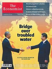 The Economist Magazin, Heft 46/2014 vom 15. November 2014 +++ wie neu +++