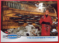 THUNDERBIRDS (The 2004 Movie) - Card#57 - The Mole Breaks Through - Cards Inc