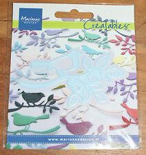 Marianne Creatables Pájaro en grandes rama de corte Die LR0138