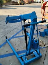 New listing Mobile Drum Handler with Hydraulics