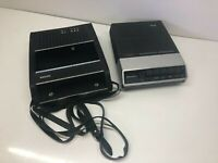 PHILIPS N2221 CASSETTE RECORDER WITH CASE