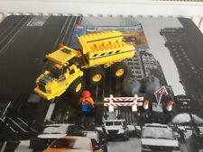 Lego City 7631 Dump Truck 100% Complete + Instruction