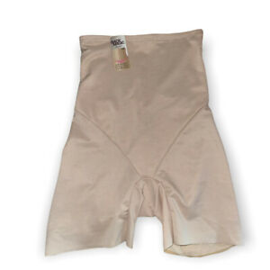 CUPID back magic no slip support Shape Wear 2XL Beige Style 5749