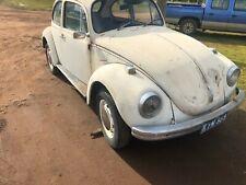 Volkswagen S Beetle 1973