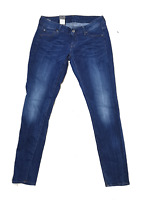 G-Star RAW Jeans Damen W31 L32 - 3301-A Low Super Skinny Wmn Brantley Stretch