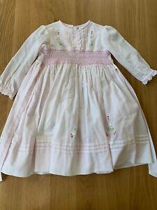 Sarah Louise Dress Age 3