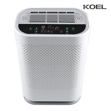 KOEL Air PURIFIER with UVC lamp and air ionizer