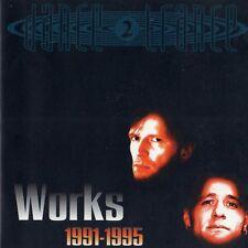 Dance 2 transe-works 1991-1995 - CD-transe-tbfwm