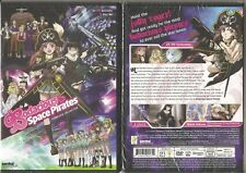 Bodacious Space Pirates: Complete Anime Collection (DVD, 2014, 5-Disc Set)