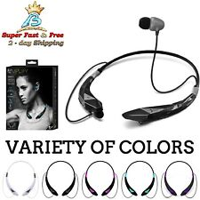 Wireless Neck Band Headphone Headset iPhone Samsung Android Audifonos Bluetooth