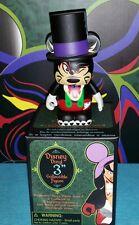 "Disney Vinylmation 3"" Set 2 Park Villains Big Bad Wolf w/ Box"