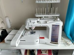 Brother Embroidery And Sewing Machine 4000d Disney Edition *Spares Or Repairs*