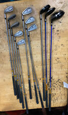 USKG US KIDS GOLF TOUR SERIES TS-6 Release WOODS 11 clubs 5-9 S G P & 1 3 4 WOOD