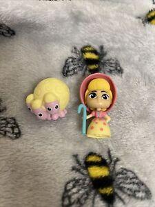 i Disney Pixar Toy Story 4 Mystery Minis Mattel Mini Figure RARE Bo Peep + Sheep