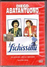 dvd DIEGO ABATANTUONO JERRY CALA' SIMONA MARIANI I FICHISSIMI