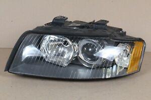 2004-2005 Audi A4 S4 Left Driver LH Xenon HID Headlight oem