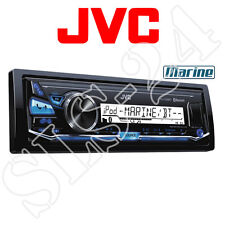 JVC kd-x33mbt marine mp3 radio con Bluetooth USB iPod aux-en función Boot Yacht