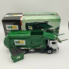 First Gear Waste Management Overhead Front-End Loader TRASH Trash Truck 1:34